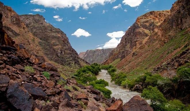 Чарынский каньон как доехать